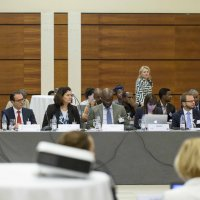 Khartoum - Thematic meeting on people smuggling